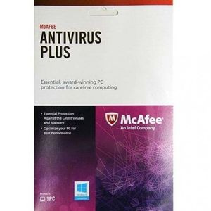 Intel-McAfee---Annual-subscription---Activation-card