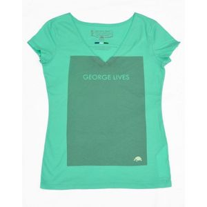 lonesome-george-camiseta-para-mujer-george-lives-lucite-green