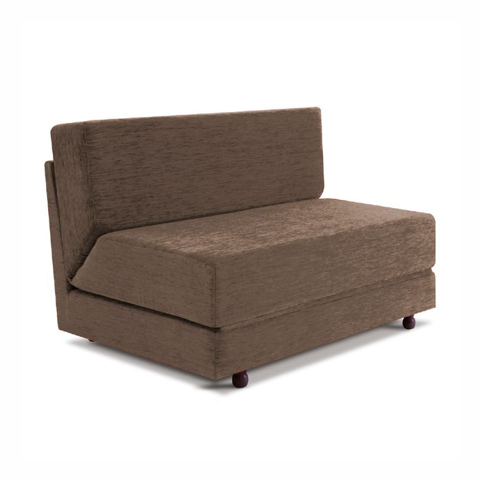 Sof cama chaide foam 1 plaza arena yaesta for Sofa cama nido 1 plaza