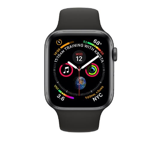 APPWATCH444BLACK
